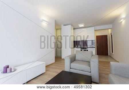 Cosy Flat - Interior