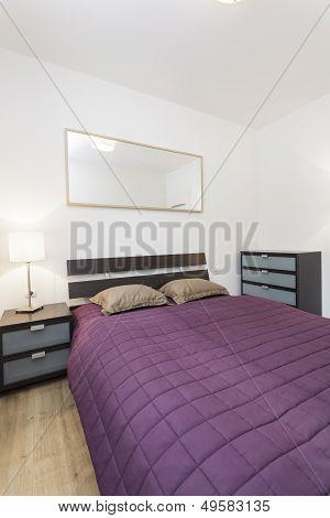 Cosy Flat - Bedroom