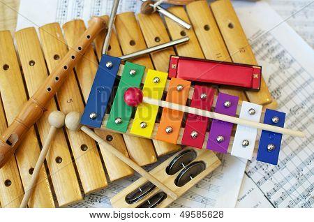 Kids Instruments