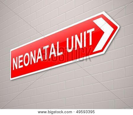 Neonatal Concept.