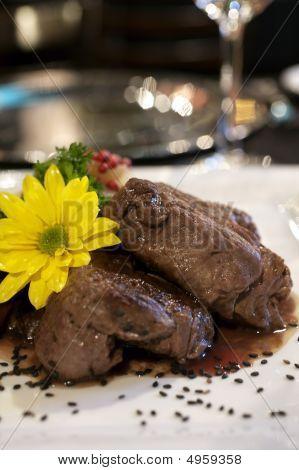 Argentinian Barbecue Steak
