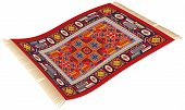 stock photo of aladdin  - Illustration of magic carpet  - JPG