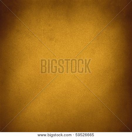 Gold Brown Background Texture.