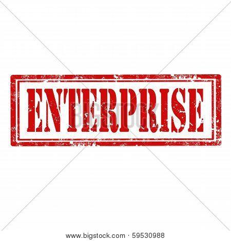 Enterprise-stamp