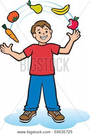 Juggling Nutrition
