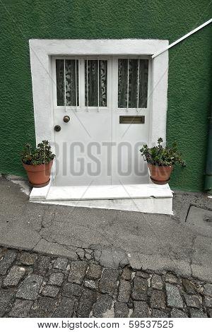 Midget Door