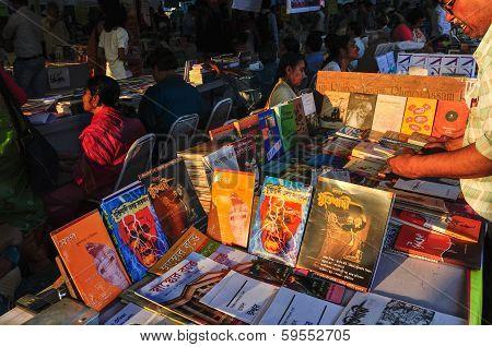Books Displayed At Kolkata Book Fair - 2014