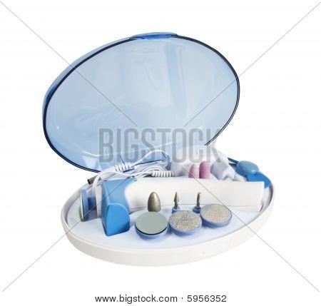 Set manicure