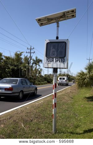 Speed Radar Detector