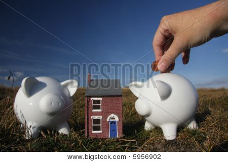 Saving for a home