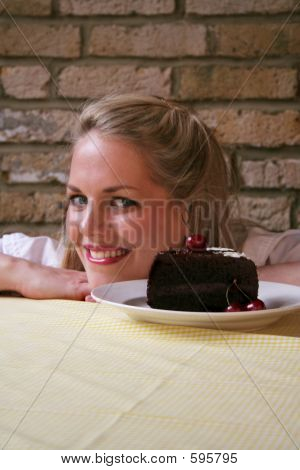 Chocolate Cake Girl 2