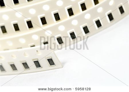 Resistor Chip In Smd Style