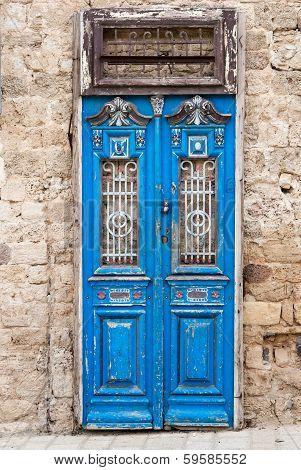 Tel Aviv Door