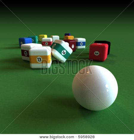 Impractical Billiard