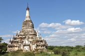 Buddhist temples in Bagan, Myanmar