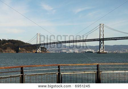 Pier Island Bridge
