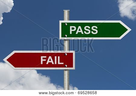 Pass Versus Fail