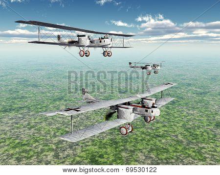 German Heavy Bomber