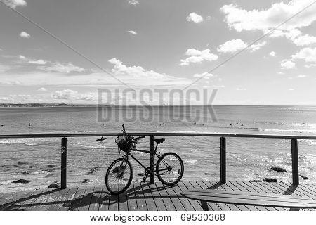 Coolangatta Gold Coast boardwalk