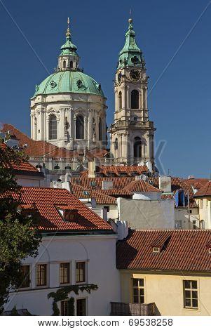 Church Of St. Nicholas In Prague