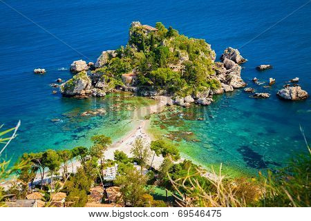 Beach And Island Isola Bella