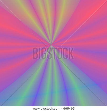 Abstract Starburst