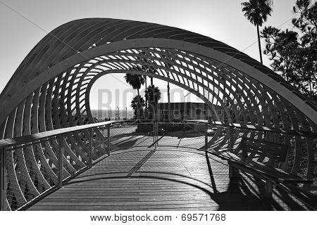 Santa Monica Park Structure