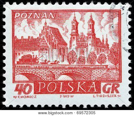 Poznan Stamp