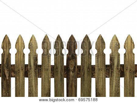 Old Picket Fence