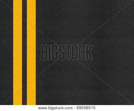 Asphalt Highway Road Texture