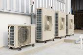 foto of air compressor  - Air compressor  - JPG