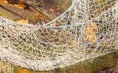 foto of fishnet  - Fishing equipment - JPG