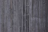 picture of prank  - black wooden pranks in vertical composition - JPG