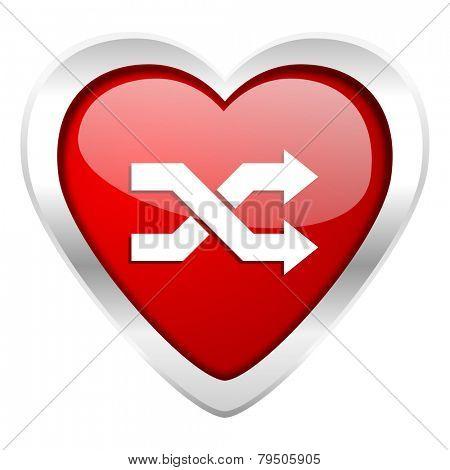 aleatory valentine icon
