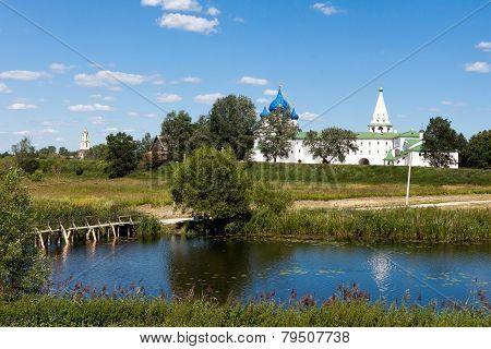 Panorama of the Kremlin, Suzdal