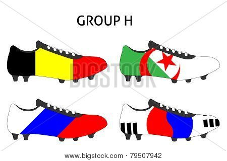 Brazil Cup Cleats Group H