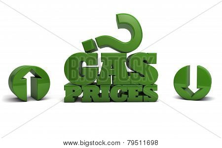 Gas prices - question - going up or down