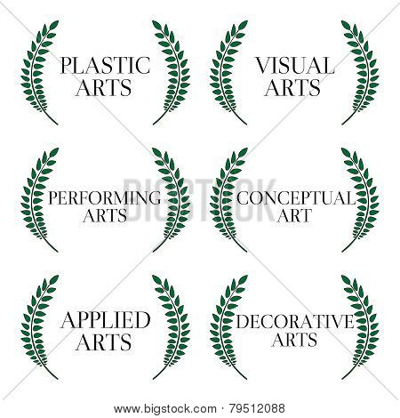 Different Kinds Of Arts 1