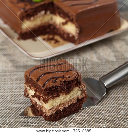 Chocolate Sheet Cake