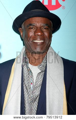 LOS ANGELES - JAN 5:  Glynn Turman at the Showtime Celebrates All-New Seasons Of