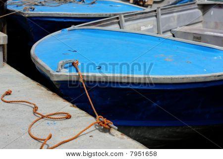 Boat Resting