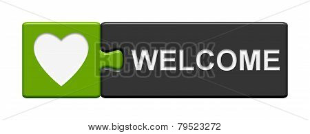 Puzzle Button: Welcome