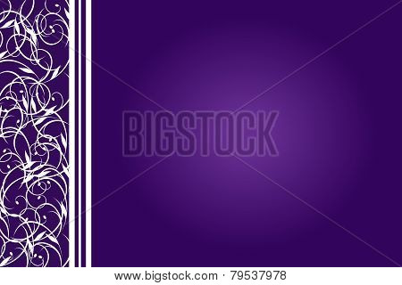 Background Vector-Purple and White Back Ground