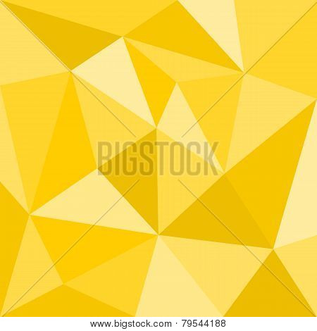 Wrapping surface vector yellow wallpaper, background or seamless sunny summer pattern