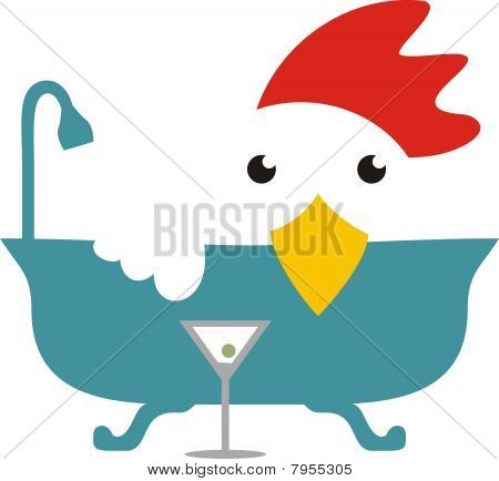 Cooking Chicken Bathtub Martini Brine