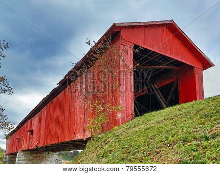 The Houck Covered Bridge