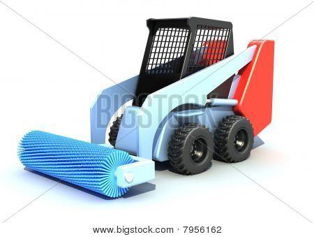 road cleaner