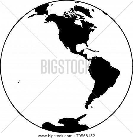 planet Earth Amerika
