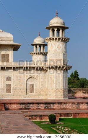 India, Agra, Baby Taj