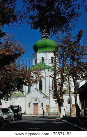 Pritisko-nicholas Church, Kiev